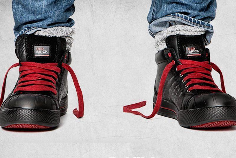 werkkleding en schoenen