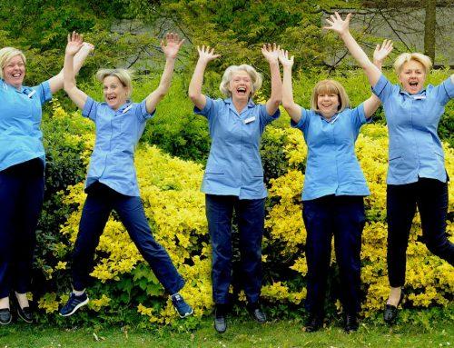 Het west-Suffolk hospital krijgt de CIMS-award mede dankzij reflex